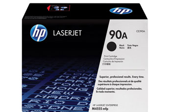 TONER HP 90A - TONER CARTRIDGE - 1 X BLACK - FOR LASERJET ENTERPRISE M4555, M601, M602, M603