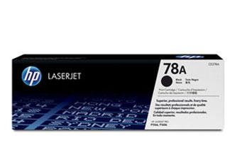 TONER HP CE278A LASERJET 78A BLACK PRINT CARTRIDGE