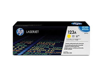 TONER HP Q3972A YELLOW PARA LASERJET 2800, 2820 Y 2840.