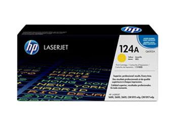 TONER HP Q6002A AMARILLO PARA LASERJET 2600N