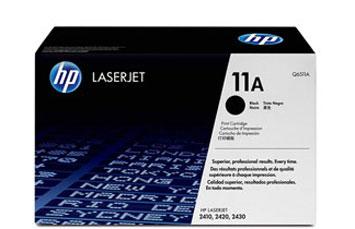 TONER HP Q6511A NEGRO LJ SERIE 2400