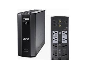 UPS APC BR1300G BACK-UPS PRO, 780 WATTS / 1300 VA, INPUT 120V / OUTPUT 120V.