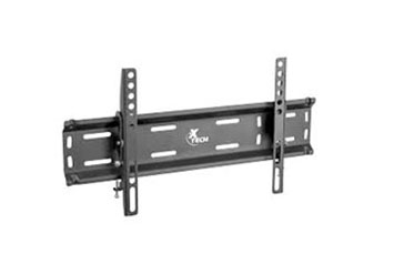 BASE PARA TV XTECH NEGRA. SOPORTA HASTA 77LB MAXIMA, 23 A 42 PULGS, TILT UP TO 10 DEGREES.