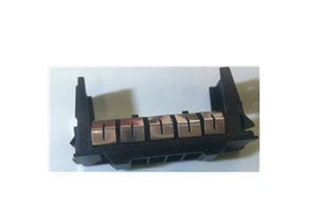 BRACKET PARA BANDEJA 2.5 DELL SAS SATA TRAY CADDY SLED KG7NR / 0KG7NR R820 R720 R620 R520 R320 T420