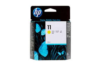 CARTUCHO HP 11 AMARILLO PARA DESKJET 2200 Y 2250 PARA PLOTTER SERIES 110 BUSINESS INKJET 2800.