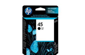 CARTUCHO HP 45 NEGRO 51645A