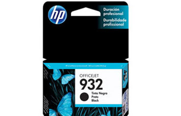 CARTUCHO HP 932 - CN057AL - PRINT CARTRIDGE - 1 X BLACK - 400 PAGES COMPATIBLE PRODUCTS —HP BUSINESS INKJET AND OFFICEJET PRO PRINTERS6100 - H611A, 7110 - H812AHP MULTIFUNCTION AND ALL - IN - ONE PRODUCTS6600 - H711A, 6700 - H711N Y 7610 .