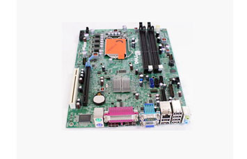 MOTHERBOARD DELL 980 OPTIPLEX CARD, PLANAR, MR BIG SMALL FORM FACTOR,THIRD PARTY MAINTENANCE (C522T).