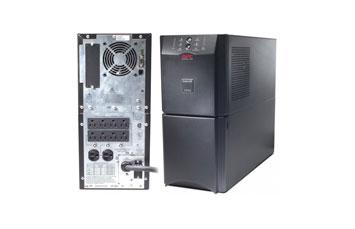UPS APC SMART-UPS SUA3000, 2700 WATTS / 3000 VA, INPUT 120V / OUTPUT 120V , INTERFACE PORT DB-9 RS-232, SMARTSLOT, USB