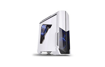 CASE THERMALTAKE VERSA N21 SNOW BLANCA / NEGRA, MID TOWER, 4X HDD 3.5.