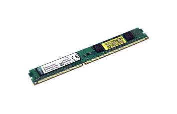 MEMORIA 4GB ( 1X 4GB ) KINGSTON, P / DESKTOP, DDR3, 1600MHZ, PC3 - 12800, NO - ECC.