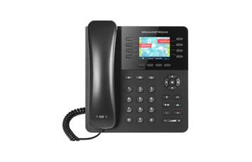 TELEFONO IP GRANDSTREAM GXP - 2135, 8 LINEA, 4 CUENTAS SIP, CONECTOR RJ9 PARA AUDÍFONOS, G.711,G.722 (BANDA ANCHA), G.729NB, G.726, 1LBC, DTMF EN BANDA Y FUERA DE BANDA (EN AUDIO, RFC2833, SIP INFO) TLS / SRTP, 802.1 X, TR - 069, 8 TECLAS BLF DE DISCADO RÁPIDO, 12 V, 0.5 A, ADAPTADOR A / C INCLUIDO.