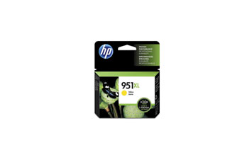 CARTUCHO HP 951XL - PRINT CARTRIDGE - 1 X PIGMENTED YELLOW ALTO RENDIMIENTO HP BUSINESS INKJET AND OFFICEJET PRO PRINTERS8100 - N811AHP MULTIFUNCTION AND ALL-IN-ONE PRODUCTS8600 - A911A, 8600 PLUS - N911G, 8600 PREMIUM - N911N