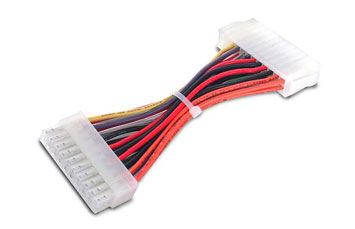 CABLE CORRIENTE DE ATX 20PIN A 24PIN.