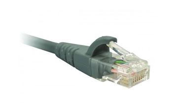 PATCH CABLE NEXXT CAT6 1FT GRIS (PCGPCC6CM01GR)