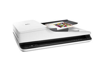 SCANNER HP SCANJET PRO 2500 F1 FLATBED SCANNER - FLATBED SCANNER - LETTER - 1200 DPI - ADF (50 SHEETS) - HI-SPEED USB (L2747A) REEMPLAZA HP 5590