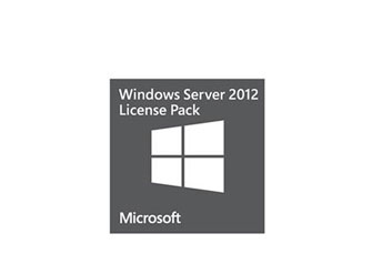 MICROSOFT WINDOWS SERVER CAL 2012 ENGLISH 1PK DSP OEI 5 CLT USER CAL