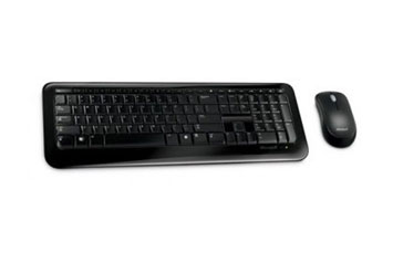 TECLADO Y MOUSE MICROSOFT , WIRED DESKTOP 600 – KEYBOARD, USB MOUSE -BLACK
