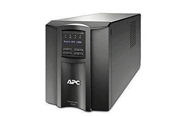 UPS APC SMART-UPS 1500VA LCD SMT1500, 1.0 KWATTS / 1.44 KVA, INPUT 120V /OUTPUT 120V, SMARTSLOT , USB.