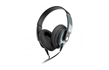 AUDIFONO HEADSET KLIPX - OBSESSION - STEREO - NEGRO - CONTROL DE VOLUMEN KHS-550BK