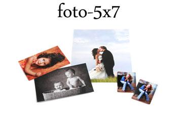 Impresion de foto 5x7