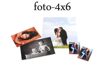 Impresion de foto 4x6