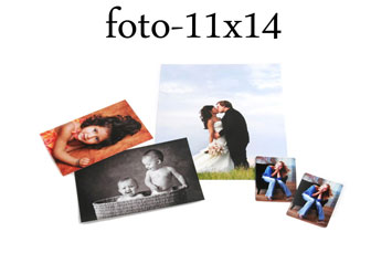 Impresion de foto 11x14