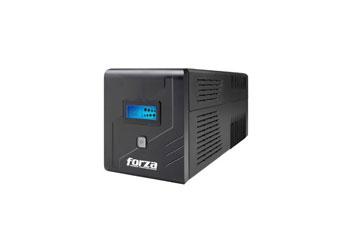 UPS FORZA SMART SL-1011LCD-D 1000VA - 600 WATTS 8 ENTRADAS, PUERTO USB, PANTALLA LCD 120V (SL-1011LCD-D)