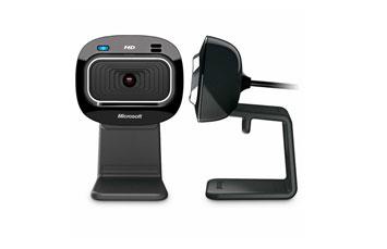CAMARA WEB MICROSOFT LIFECAM HD-3000 USB 2.0 1280 X 720 720P HD VIDEO CHAT, WINDOWS