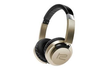 AUDIFONO HEADSET CON MICROFONO KLIPX AKOUSTIKFX GOLD (KHS-851GD)