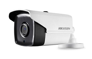 CAMARA DE VIGILANCIA, HIKVISION, ANALOGA, BULLET, HD720P, 2.8MM, 1MP CMOS, IP66