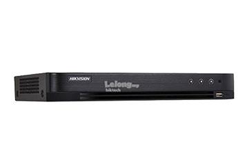 DVR HIKVISION, 4 CANALES, TURBO HD/AHD 1280×720P, SOPORTA 1080P LITE.