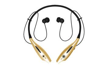 AUDIFONO CON MICROFONO BLUETOOTH CHARGE WORX, BATERIA RECARGABLE, DORADO, BATERIA RECARGABLE 10 HRS, REDUCCION DE RUIDO, MARCADO POR VOZ, CONTROLES DE MUSICA Y TELEFONO, ALERTA VIBRADORA EN LLAMADAS (CX9015GD)