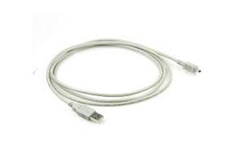 CABLE XTECH MICRO USB 2.0 A MACHO MICRO USB TYPO B , 6FT, BLANCO.
