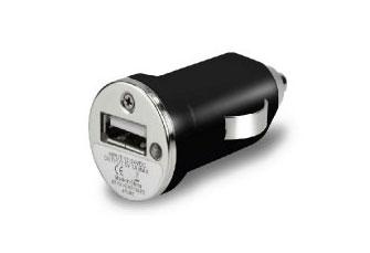CARGADOR XTECH PARA CARRO USB.