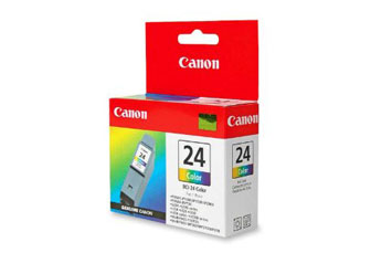 CARTUCHO CANON BCI-24 COLOR