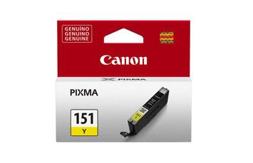 CARTUCHO CANON CLI-151 AZUL COMPATIBLE CON IP7210, MG5410, MG5510, MG6410, MX721, IP8710, IX6810, IP7210