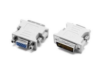 ADAPTADOR DVI (M) A VGA HD15 (F) XTECH (XTC-362)