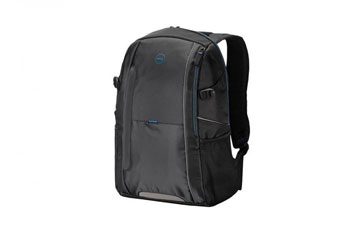 BULTO PARA NOTEBOOK DELL 14 PULGS., TIPO MOCHILA PROFESIONAL, LEATHER (PN9KK46)
