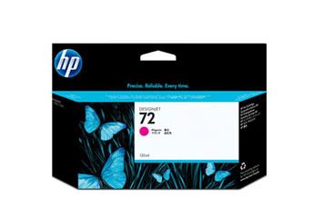 CARTUCHO HP 72 MAGENTA (C9372A) PARA DESIGNJET T610/T1100 130ML