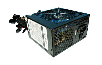 POWER SUPPLY 600W AGILER - 80MM FAN 20+4 PIN + 2 SATA (AGI-PS600)