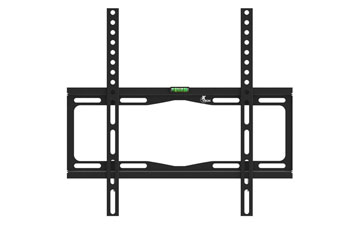 BASE PARA TV XTECH NEGRA INCLINABLE, SOPORTA HASTA 66LB MAXIMA, 32 A 55 PULGS. (XTA-350)