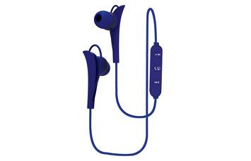 AUDIFONO CON MICROFONO COBY WIRELESS, BLUETOOTH, CONTROL DE VOLUMEN, SOUND STEREO (CEBT405-BLU).