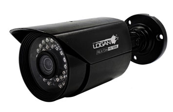 CAMARA BULLET ALL IN ONE DE 2MPX/1080P, LED INFRARROJO 36 PIEZAS,MONTURA DE LENTE 3.6MM, GRADO DE PROTECCION IP66.