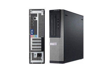 COMPUTADORA DELL REFURBISH OPTIPLEX 3010/7010 SFF I3(3RA) 3.3GHZ 4GB/250GB, DVD+RW. W8PRO