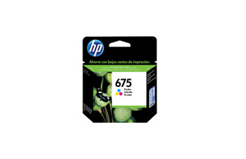 CARTUCHO HP 675 - PRINT CARTRIDGE - 1 X COLOR (CYAN, MAGENTA, YELLOW) - FOR OFFICEJET 4000, 4400, 4575