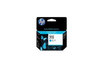 CARTUCHO HP 711 - CZ130A - PRINT CARTRIDGE - 1 X CYAN - FOR DESIGNJET T120 EPRINTER, T520 EPRINTER