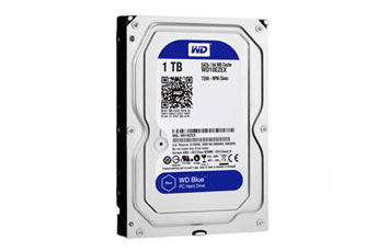 DISCO DURO 1TB P/DESKTOP WESTERN DIGITAL 3.5 SATA 6.0GB/S 7200RPM/64MB.
