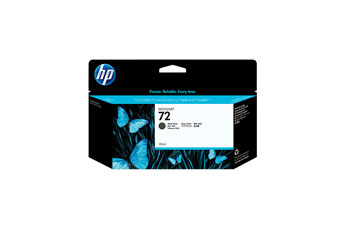 CARTUCHO HP 72 NEGRO MATE INK (C9403A) PARA DESINJET T610/T1100 130ML