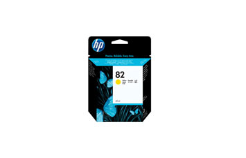 CARTUCHO HP 82 AMARILLO (C4913A) 69 ML
